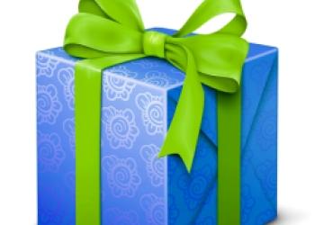 Подарочки для родных и любимых!