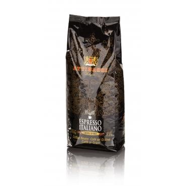 Итальянский зерновой кофе Attibassi Crema d Oro, 1 кг
