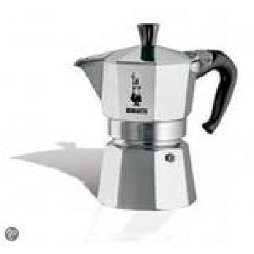 Кофеварка гейзерная Bialetti Junior, 4 порции (Под заказ)