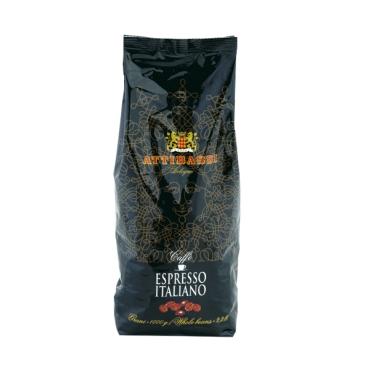 Итальянский зерновой кофе Attibassi  Mirsela, 1 кг