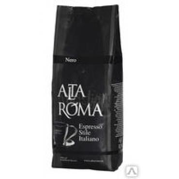 Кофе в зернах Alta Roma ( Альта Рома)  Nero,1 кг