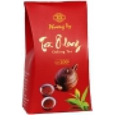 """Вьетнамский  элитный натуральный чай Ca Phe Phunong Vy(Фон Ви)  """"Улун"""" (Oolong) ,200 г"""