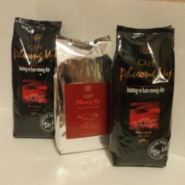 Кофе из Вьетнама в России