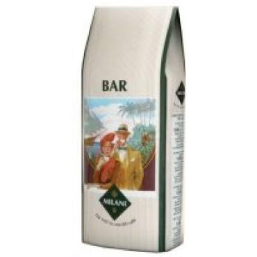 Итальянский кофе в зернах  Milani  GRAN BAR (Милани Гран Бар),1 кг  Распродажа!