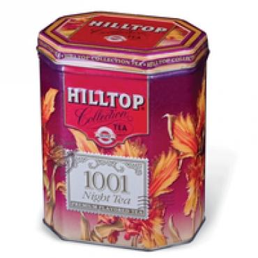 """Чай Хилтоп (Hilltop) """"1001 ночь"""" в банке,100г"""
