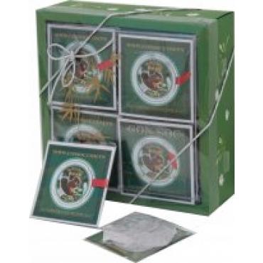 """Вьетнамский зеленый чай """"Белочка"""" с жасмином в подарочной упаковке,100г"""