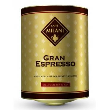 Итальянский кофе в зернах Милани  GRAN ESPRESSO( Гран Эспрессо), 3 кг  Распродажа!