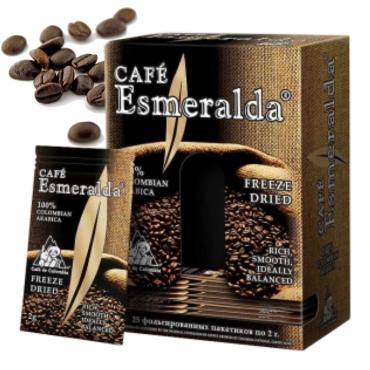 Классический сублимированный кофе в коробке для офиса и поездок,25*2г  Напиток с завораживающей винно-фруктовой кислинкой и мягким вкусом. Обжарен и упакован в Колумбии.