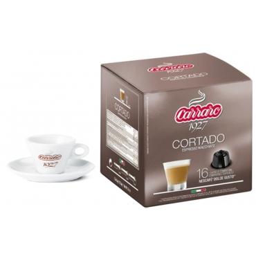 Dolce Gusto – Cortado (16 кап * 7 гр) Кофе с каплей молока