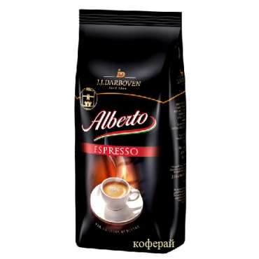 Alberto  Espresso(Альберто Эспрессо),1 кг