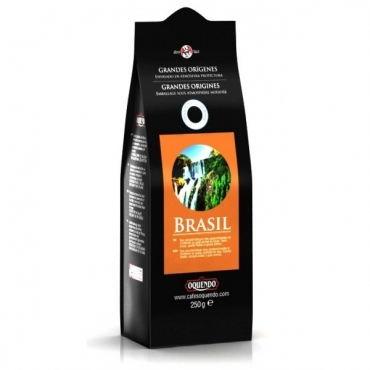 BRASIL 100% Арабика,250г