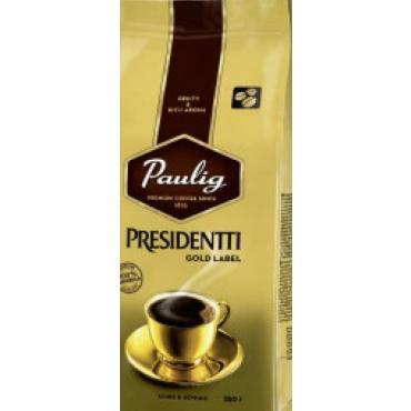 Президенти Голд Лабел.250г (Paulig Presidentti Gold Label)