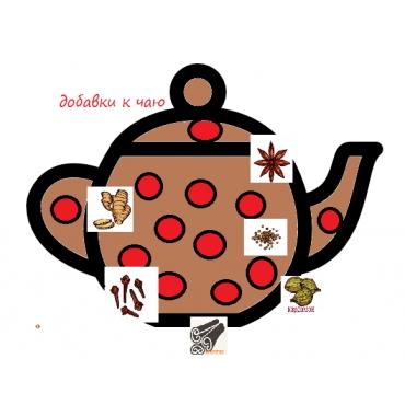Натуральные добавки к чаю и кофе