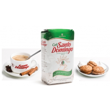 Без кофеина Santo Domingo(Санто Доминго),453.6 г Под заказ!