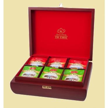 Пакетированный чай в наборе