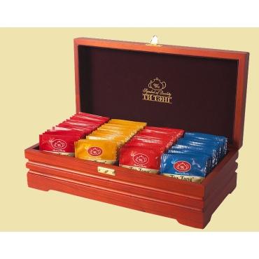 Оригинальный набор черного чая в пакетиках