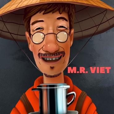 Вьетнамский  кофе  M. Viet