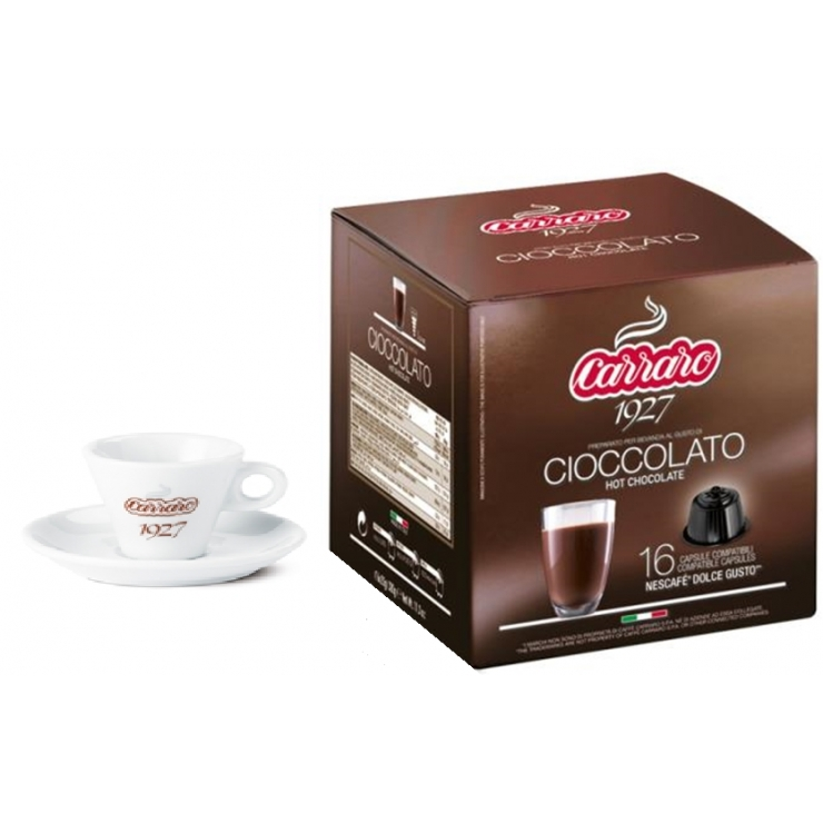 Dolce Gusto – Cioccolato (16 кап * 7 гр)