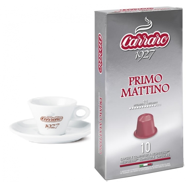 Nespresso – Primo Mattino (10 кап * 5 гр)