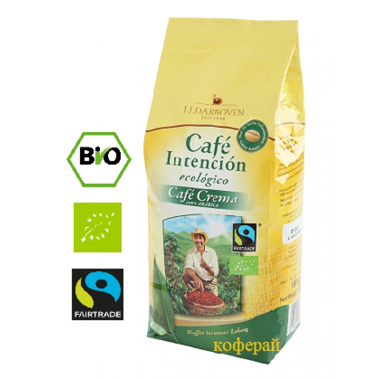 Caffe Intencion Ecologico Crema ( Каффе Интенсион Эколоджико Крема),0,5 кг