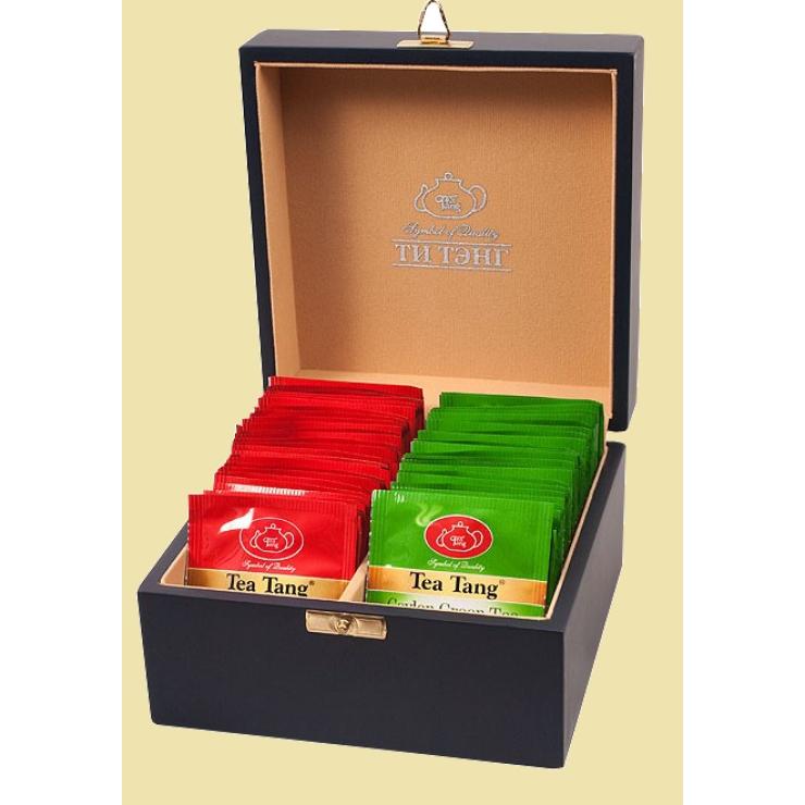 Набор с пакетированным чаем