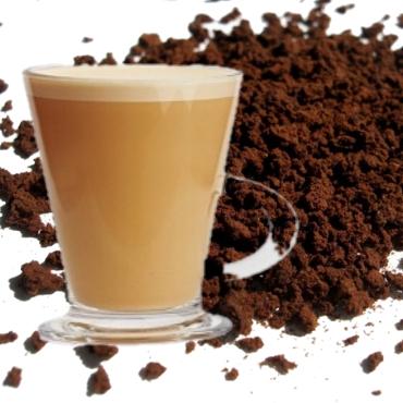 Кофе АРОМАТИЗИРОВАННЫЙ  натуральными ароматизаторами