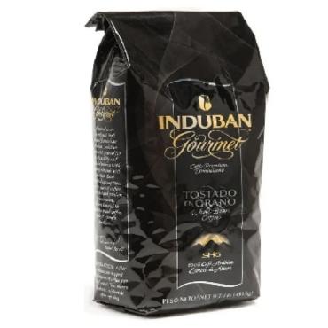 Unduban Gourmet - доминиканский  100%  органический кофе  в зернах, созданный по уникальной технологии, 453.6 г  Без горечи, без кислотности. Упаковано в Доминикане.