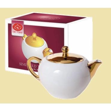 Черный цейлонский чай с чайником, 500 мл