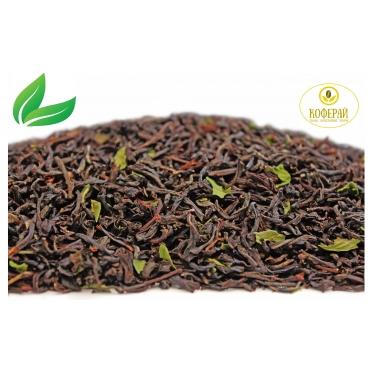Черный чай с мятой, 250 г