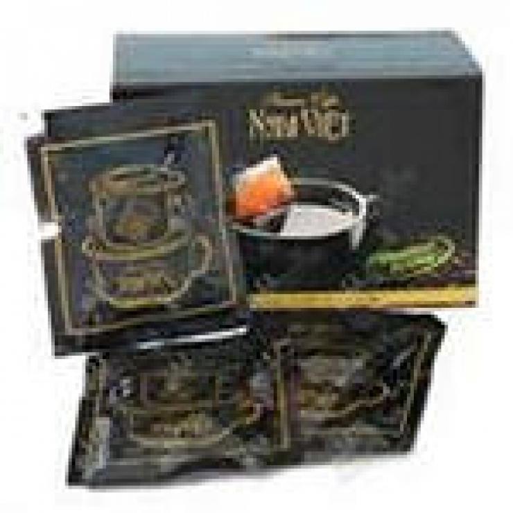 """Кофе молотый в индивидуальных пакетиках Phuong Vy (марка Буон Ме Тхоун ) """"Лесной орех"""" ,8г*16 шт."""