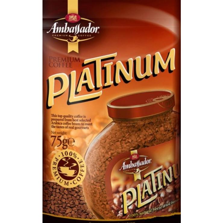 Platinum,75 г пакет