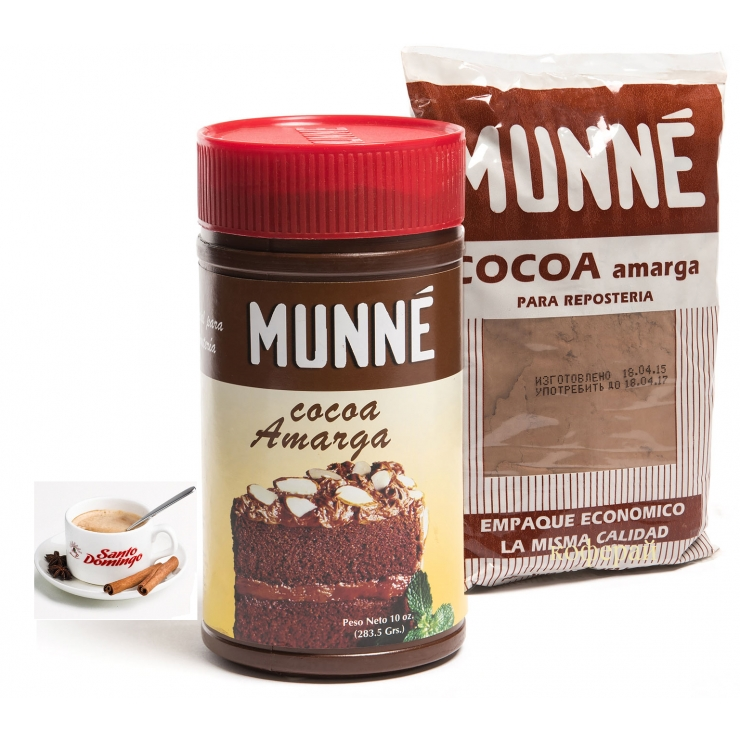 Какао в банке, 283 г (Без сахара)