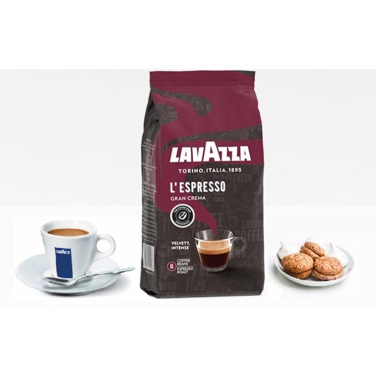 Gran Crema Espresso (Гран крема эспрессо),1кг