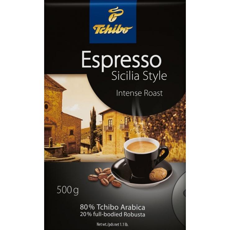 Espresso Sicilia,1kг( 2 *500г)